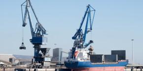 le port de sete investit pres d 1 m dans un nouvel outil de levage
