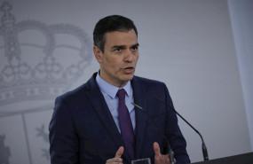 ep el presidente del gobierno pedro sanchez ofrece la ultima rueda de prensa posterior a la reunion
