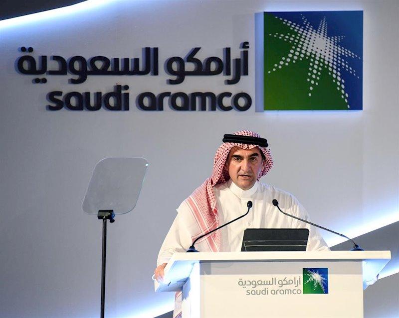 ep presidente de saudi aramco yasir al-rumayyan