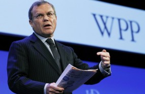 wpp group chief executive martin sorrell