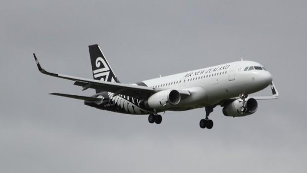 air new zealand nz airbus a320