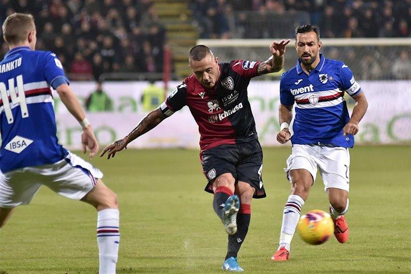 Cagliari remontó un 1 3 ante Sampdoria de local, en un partido para archivar (Vídeo) Ep_el_jugador_del_cagliari_nadja_nainggolan_ante_la_sampdoria