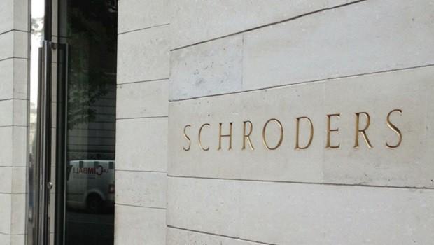 schroders building