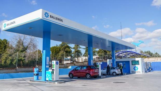 ep estacion de servicio gasolinera de ballenoil