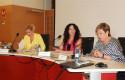 ep la consejera de igualdad de la junta rocio ruiz participa en una reunion con asociaciones en