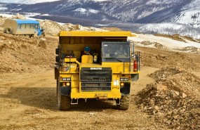 mining polymetal
