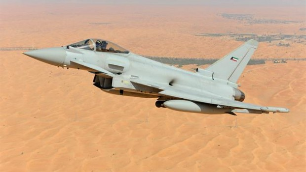 ep un avioncombate eurofighter typhoon