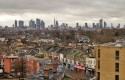 london skyline hackney england londres inglaterra