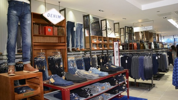 next retail clothing shopping jeans