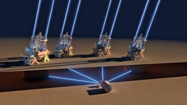 ep instrumento espresso veprimera luzlas cuatro unidadestelescopio