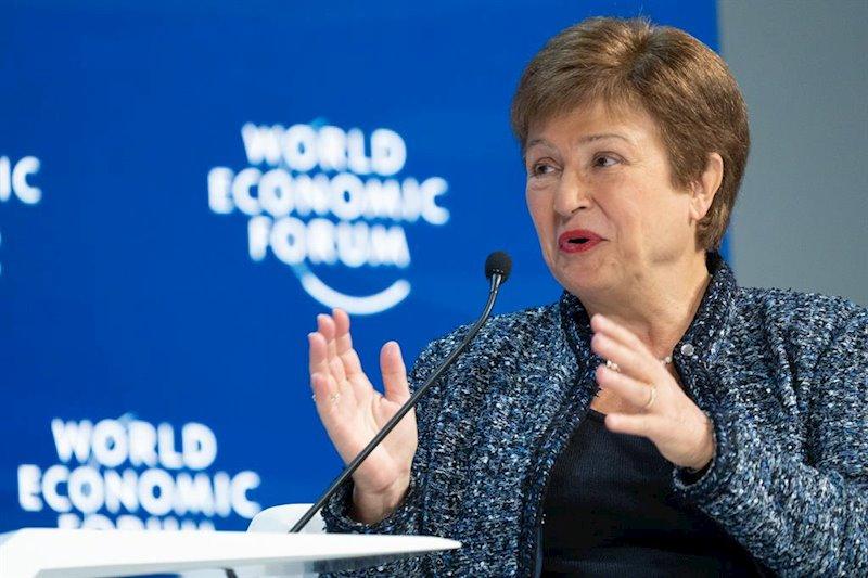 """FMI: """"Estamos en recesión y es mucho peor que la crisis financiera global"""""""