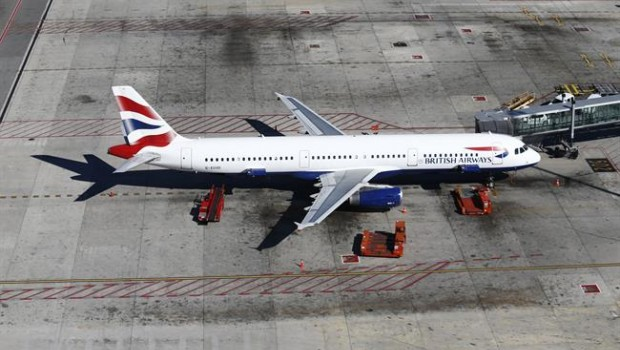 Unplugged Power Cord Causes Canceled Flights for 75000 People on British Airways