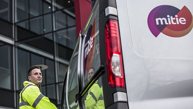 Mitie, support services