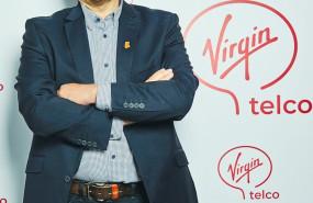 ep jose miguel garcia consejero delegado del grupo euskaltel con el logo de virgin telco