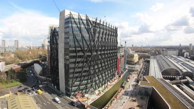 derwent london brunel building