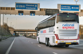 dl national express coach passenger transport services coaches logo ftse 250