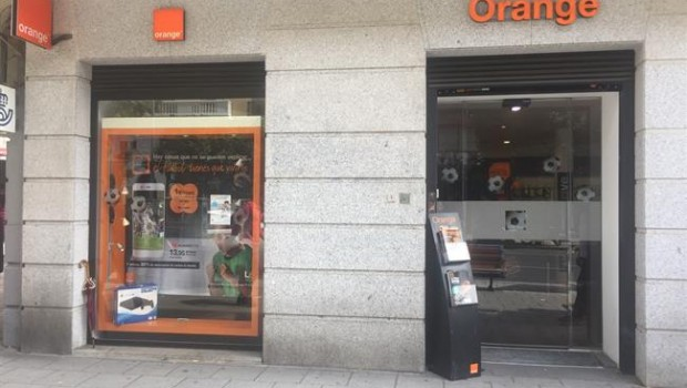 ep orange telefonia sucursal movil