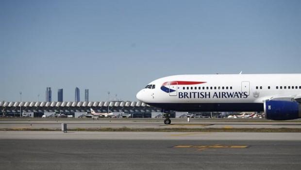 ep aeropuerto barajas avion aviones british airways
