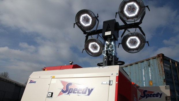Speedy Hire, equipment rental, construction