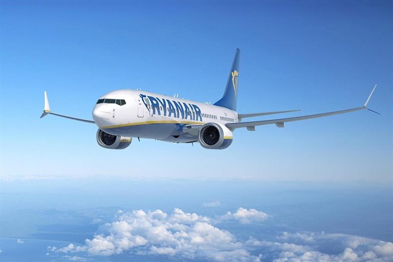 Stansted-based Ryanair to resume 40% of flights from July