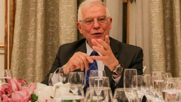 ep josep borrellel 2019 european think tank summit